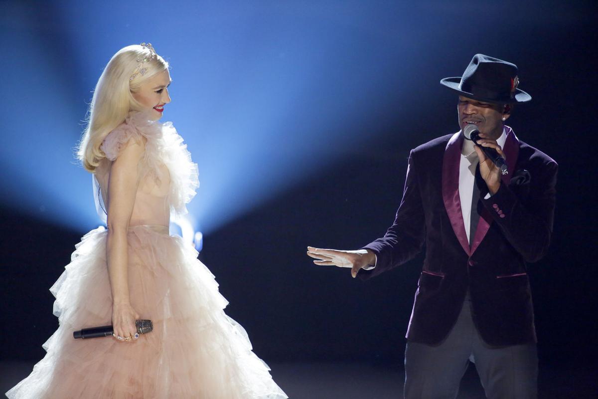 Ne Yo Joins Gwen Stefani In Holiday Special