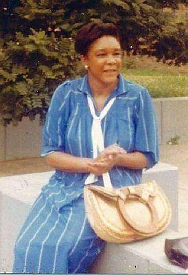 Juanita Rogers, 70, hairdresser