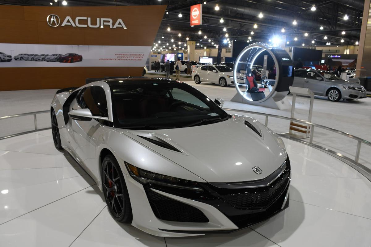 Philly Car Show: 2017 Philadelphia Auto Show