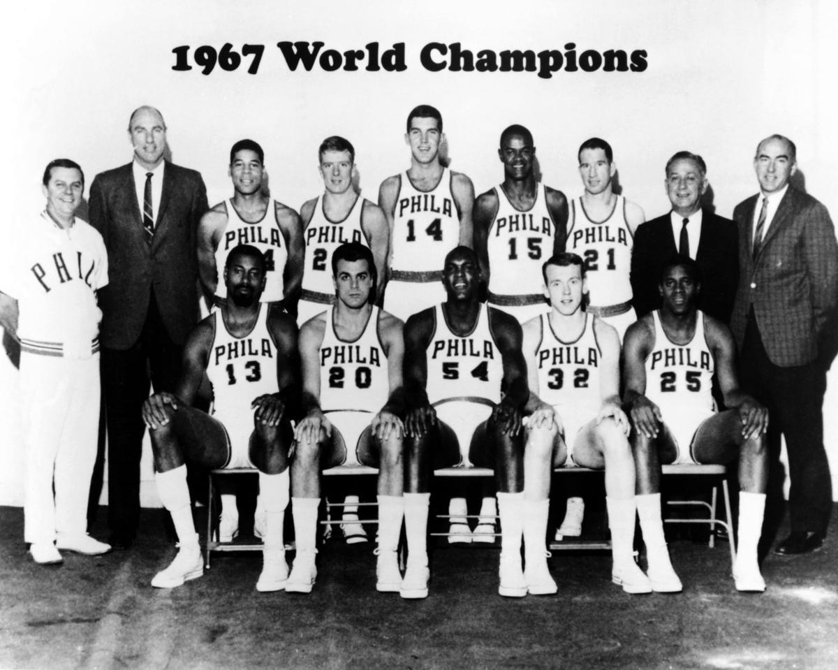 1966 67 Sixers to be inducted into Philadelphia Sports Hall of