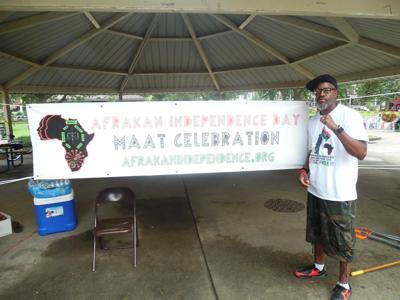 Afrakan Independence Celebration