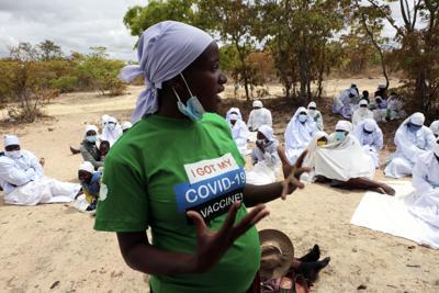 Zimbabwe Vaccines and Churches
