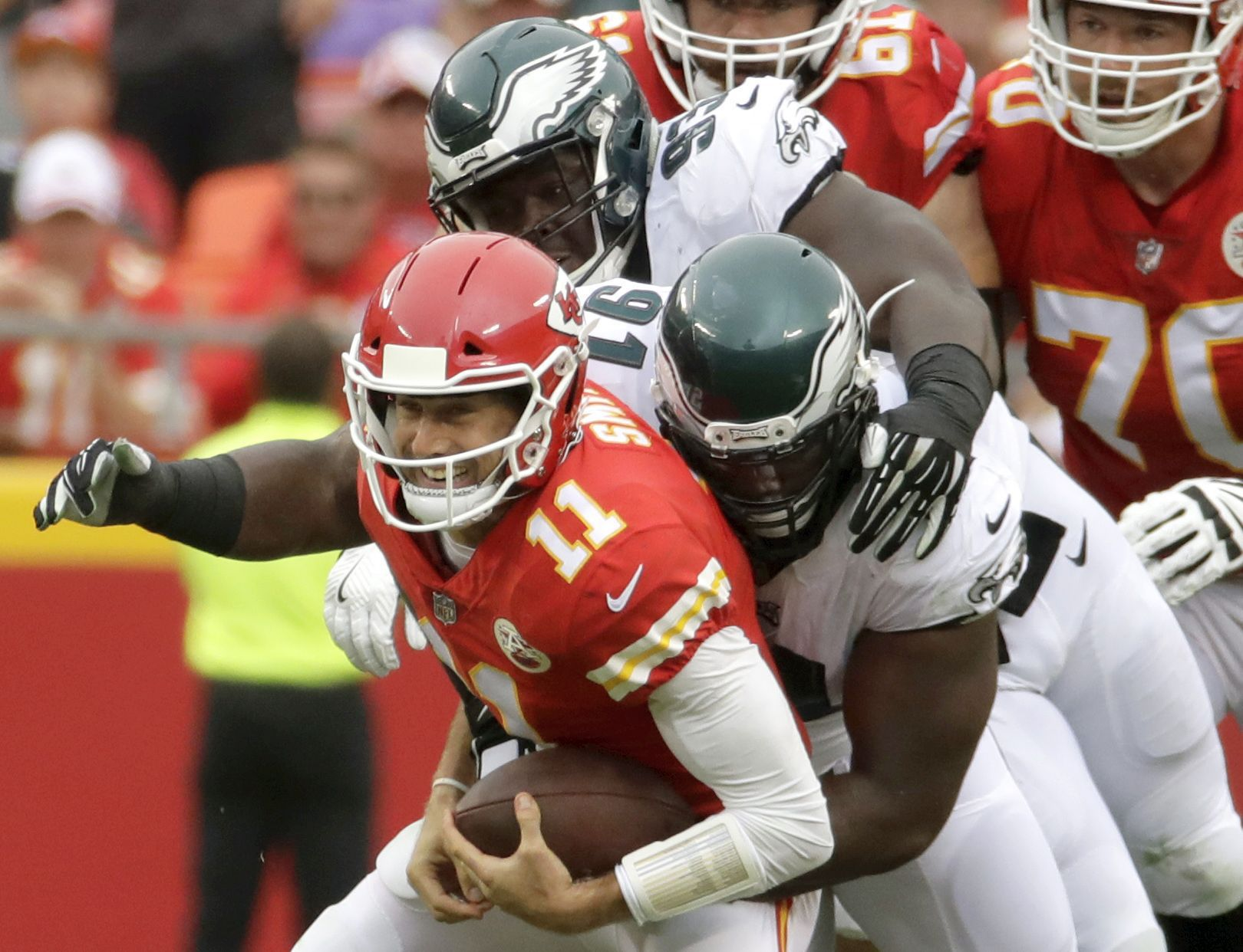 Darren Sproles' season over after dual injuries on same play