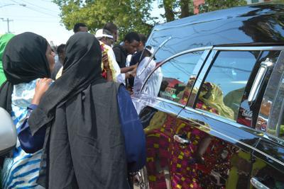 Meite funeral