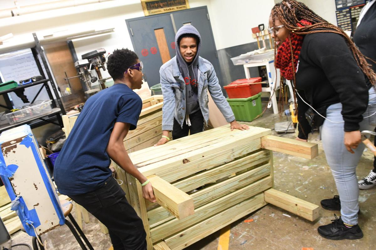 Workshop School's programs, projects help students explore interests