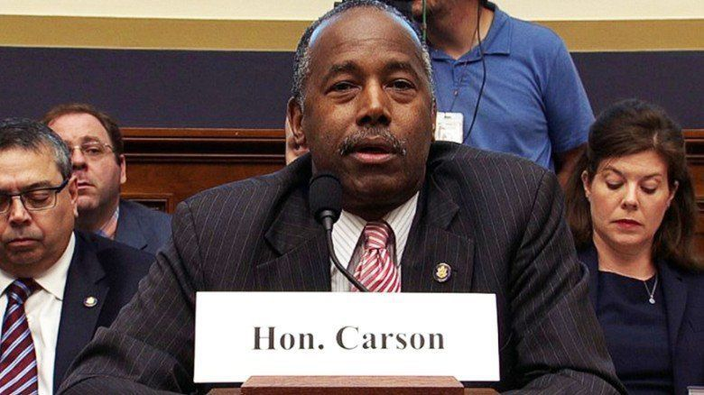 Ben Carson Says He Wants To Cancel 31 000 Dining Room Furniture