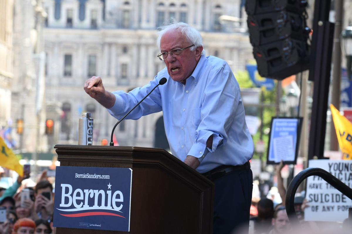 Bernie Sanders blames 'corporate greed' for Hahnemann