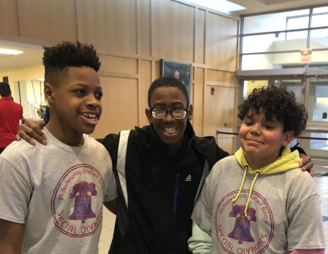 Baldi Middle School recognized for inclusion efforts