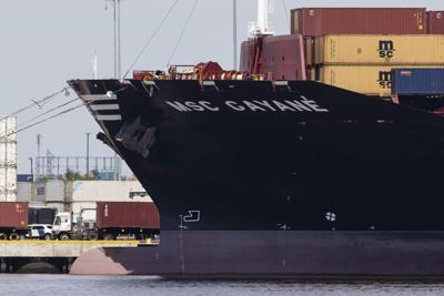 Cocaine shipment
