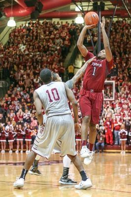 Temple's Wyatt, La Salle's Galloway, could be drafted