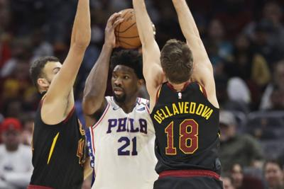 Sportsaholics are missing the sight of seeing 76ers All-Star center Joel Embiid competing. — AP PHOTO FILE