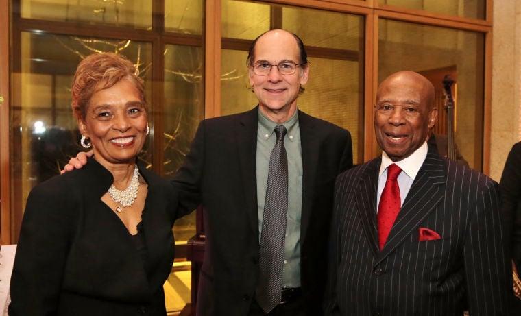Lois Watson, David Haas, Bernard Watson