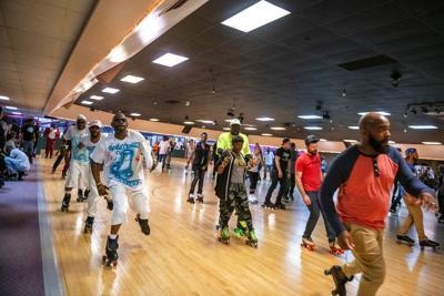 Roller skating evolves into dance, acrobatics, a lifestyle