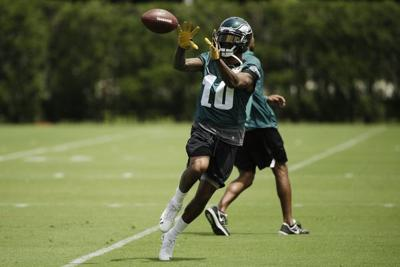 The return of Desean Jackson could be a difference maker for the Eagles. — AP PHOTO FILE