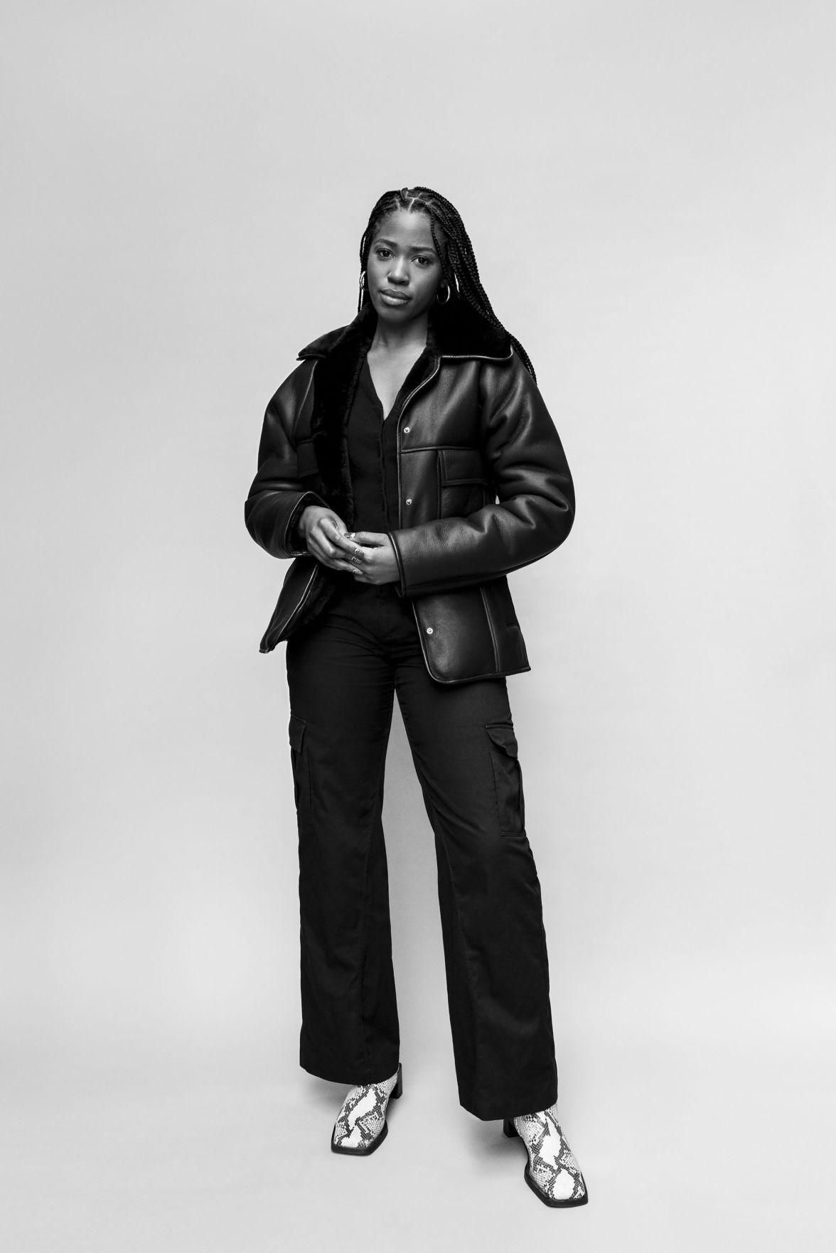 A British Menswear Designer With Jamaican Roots