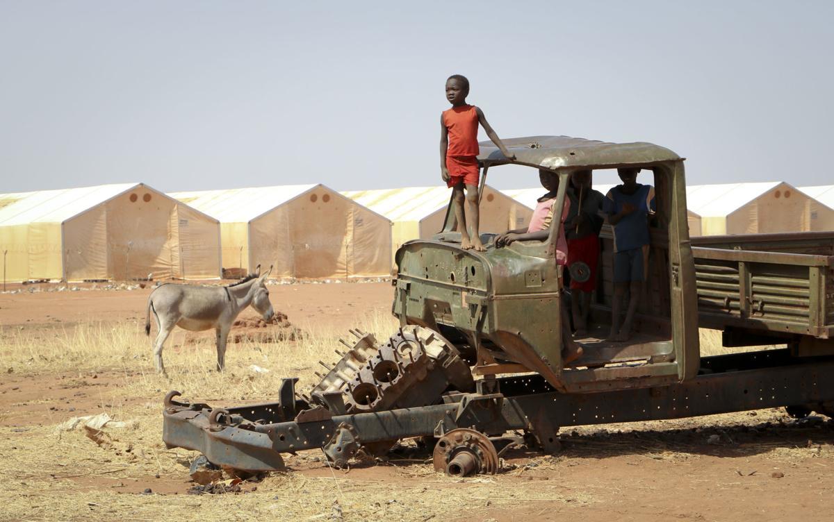 APTOPIX South Sudan Refugees From Sudan