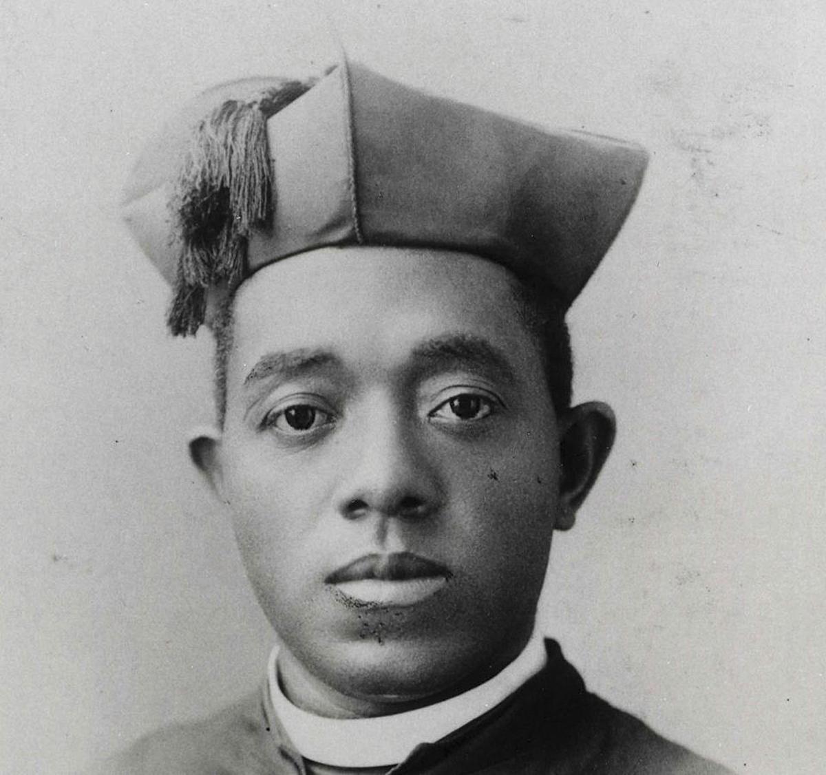 Black Priest Sainthood