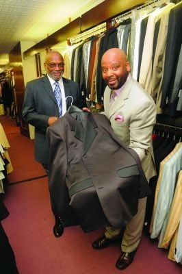 Smooth Like That offers fine threads, fashion guidance