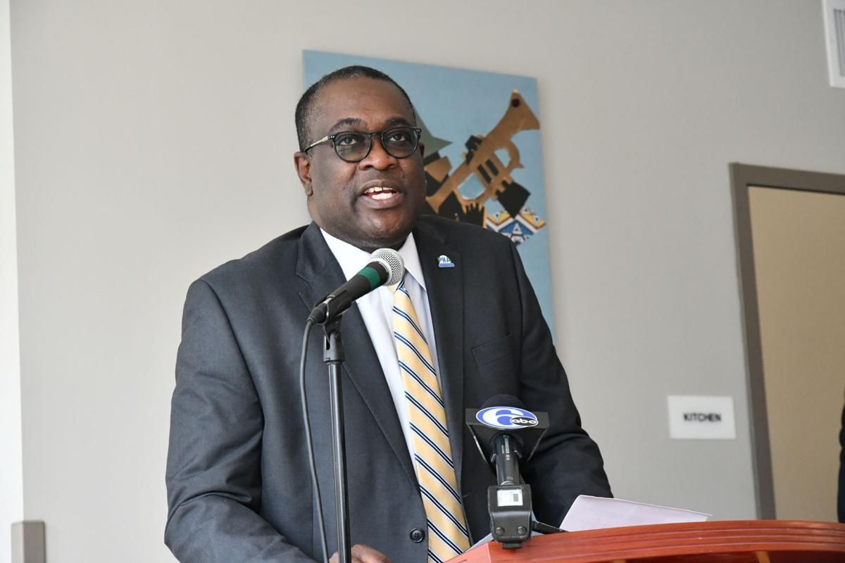PHA President and CEO Kelvin Jeremiah