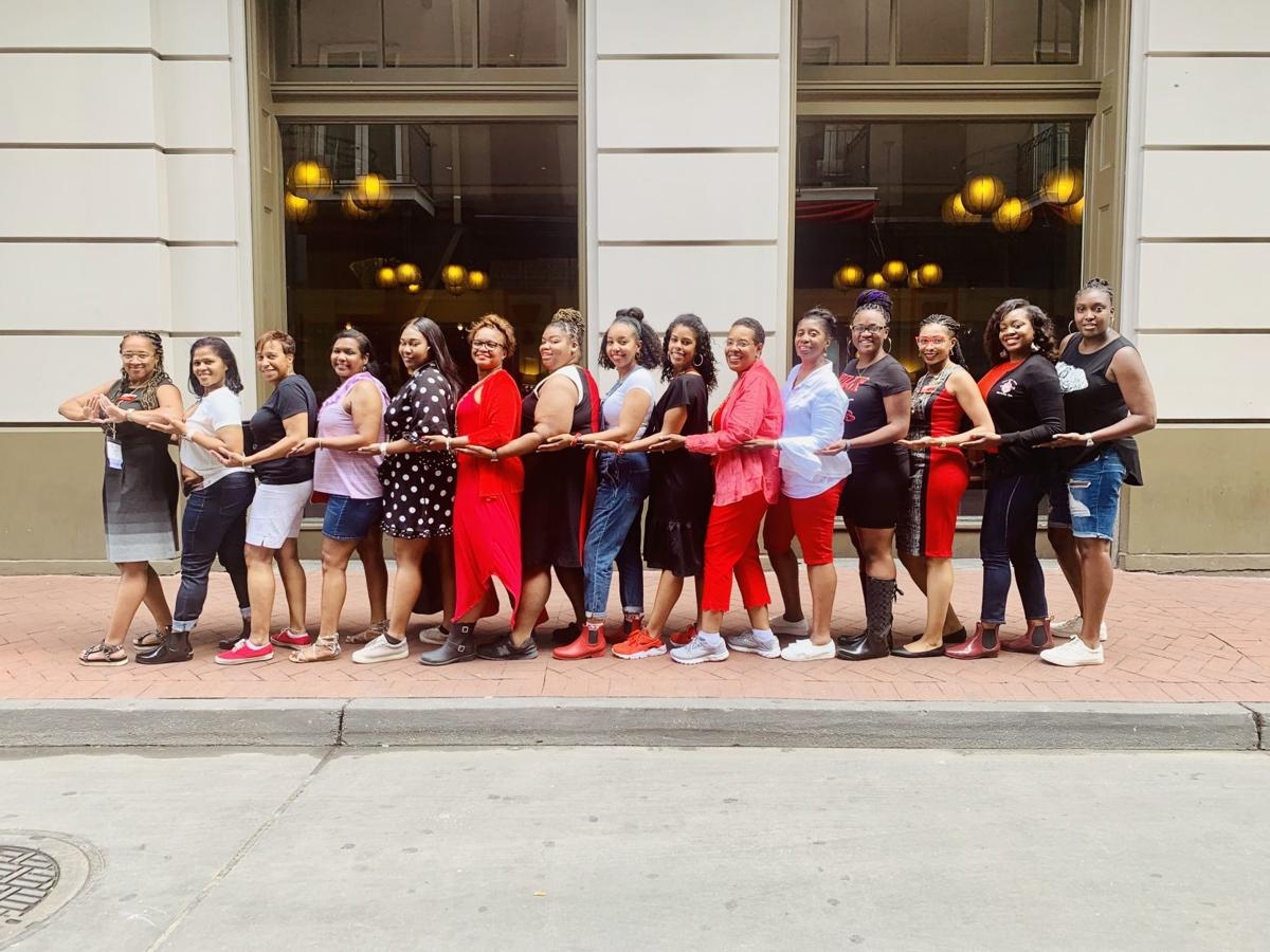 Quaker City Alumnae Chapter of Delta Sigma Theta