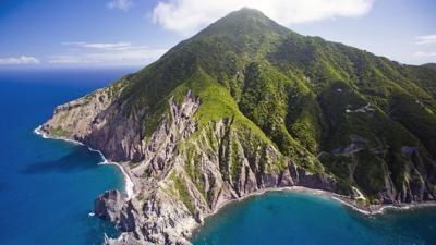 Island of Saba