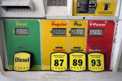 Winter Weather Gas Prices