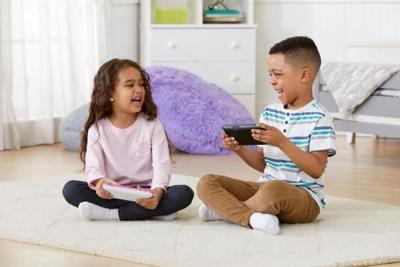 How to introduce kids to age appropriate tech