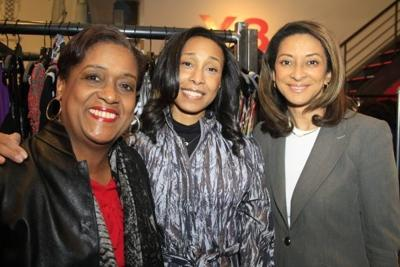Women lauded at Black History event
