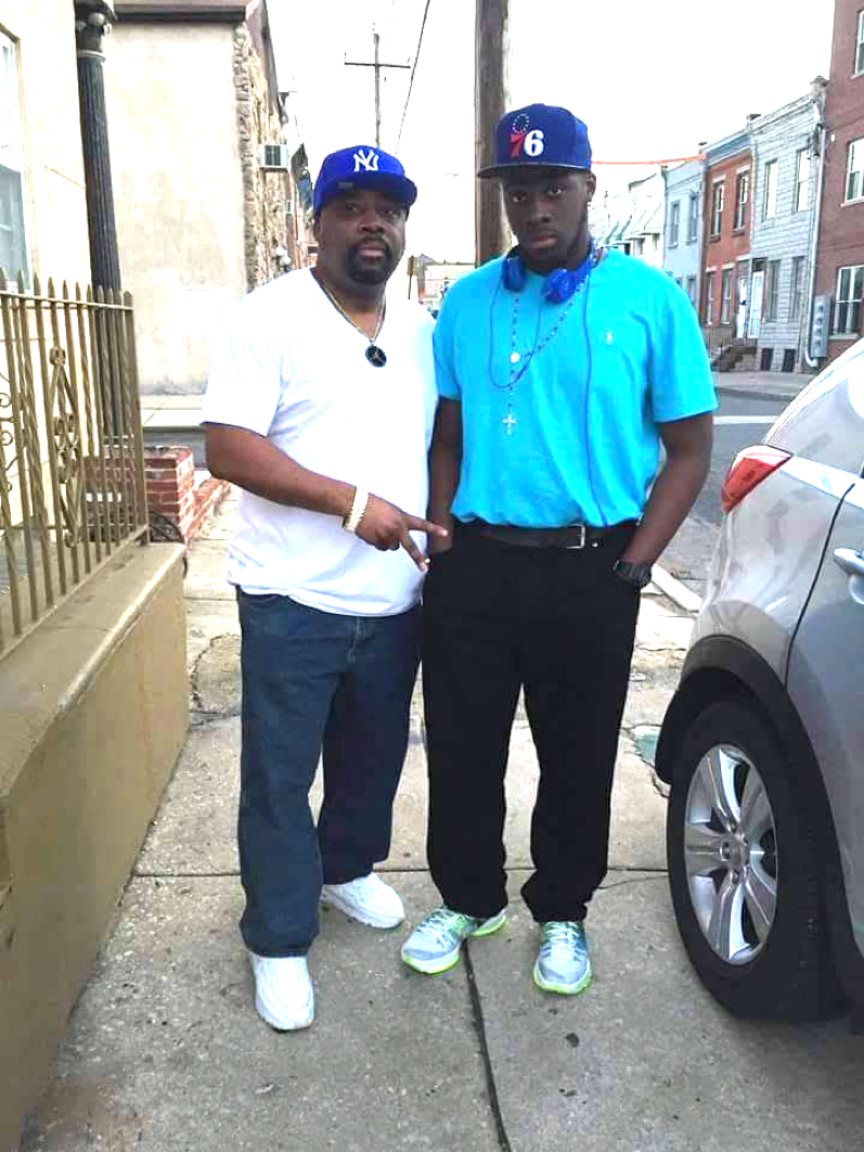 South Philadelphia man copes with past trauma by helping others