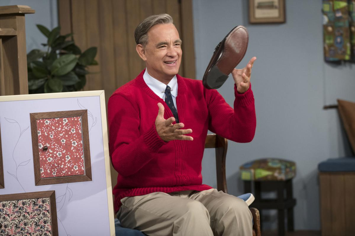 Film - Fall Preview - Tom Hanks as Mister Rogers