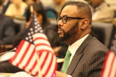 Councilman Curtis Jones