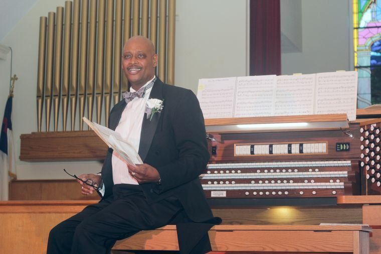 God honored during organ dedication