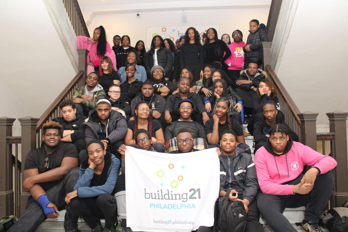 School of the Week: Building 21 making a difference in students' lives