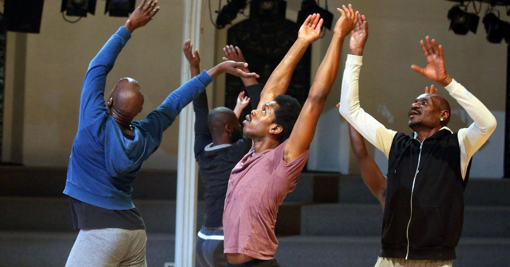 Connecting dance and worship with poetic imagination   Nyt