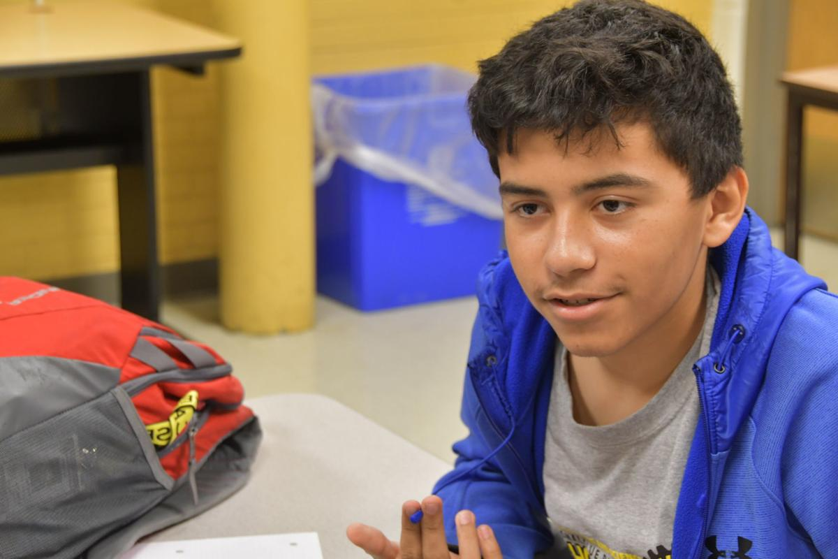 Carver's programs, projects help students explore interests