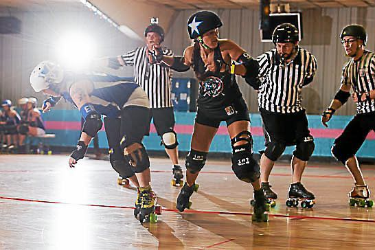 Brandywine Roller Girls earn first playoff bid, aim to impress