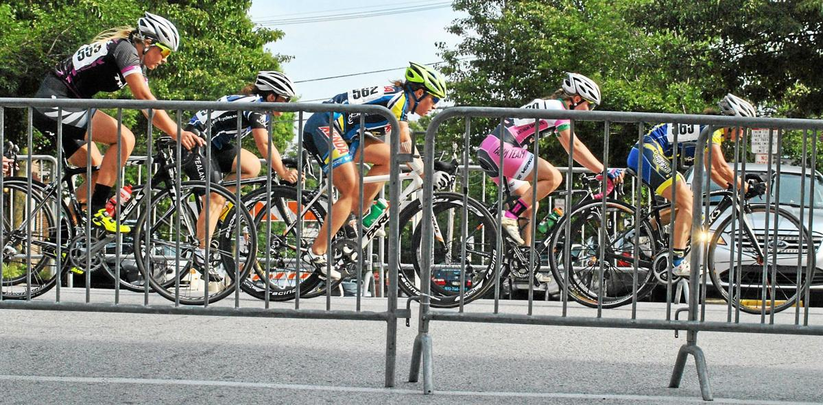 Gulick posts second at Phoenixville Criterium