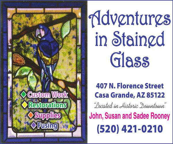 Adventures In Stained Glass