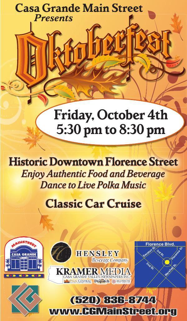 Casa Grande Main Street - Oktoberfest