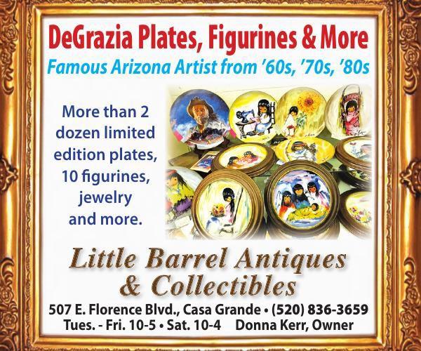 Little Barrel Antiques & Collectibles