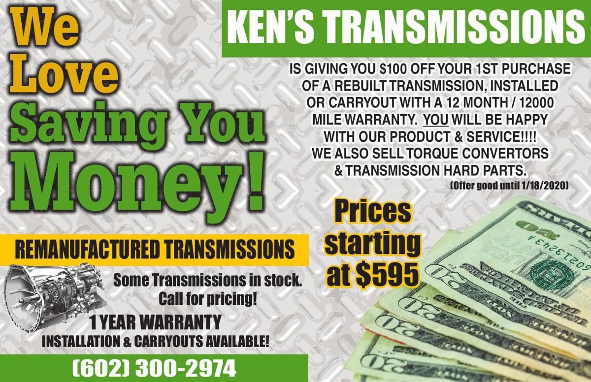 Ken's Transmissions