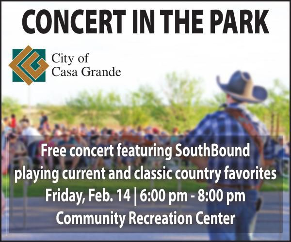 City of Casa Grande - Concert in the Park