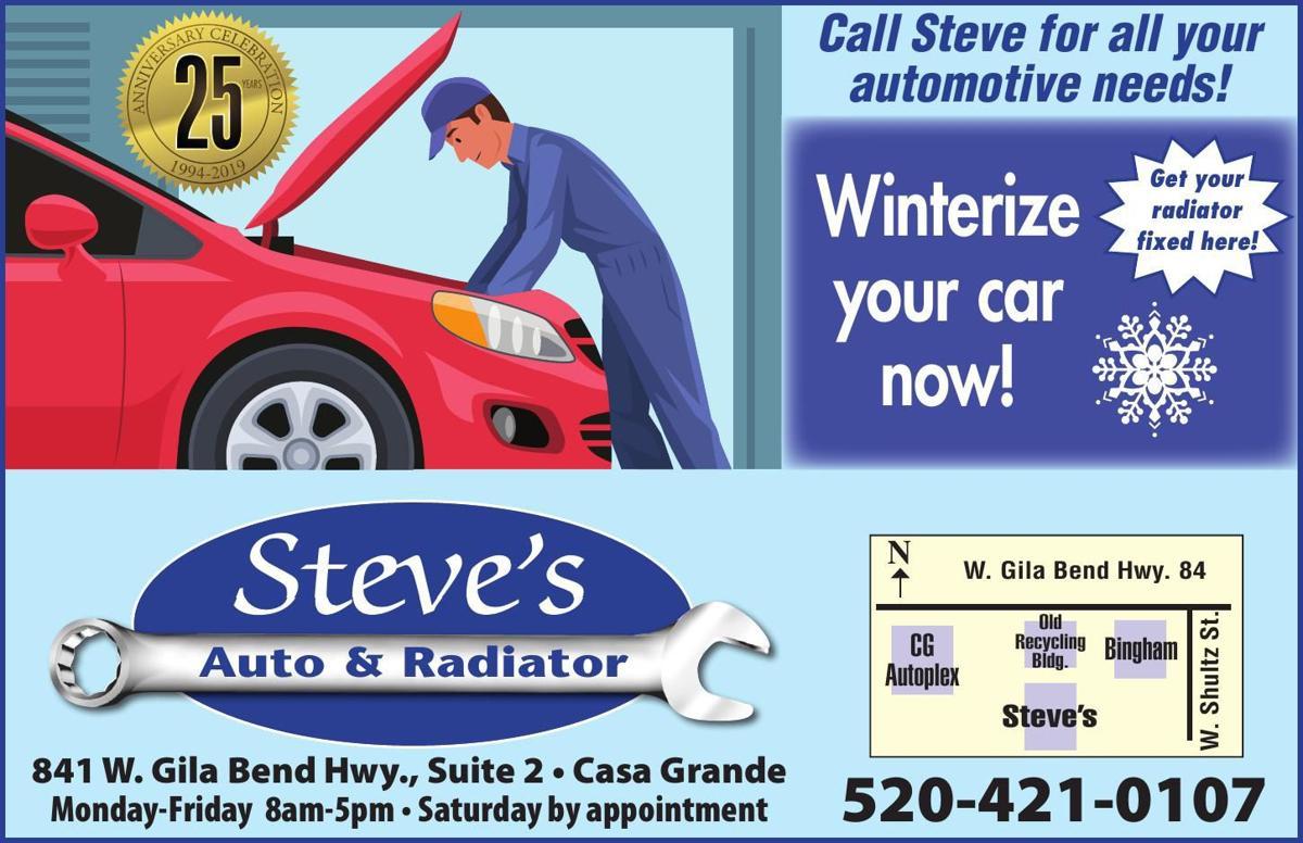 Steve's Auto