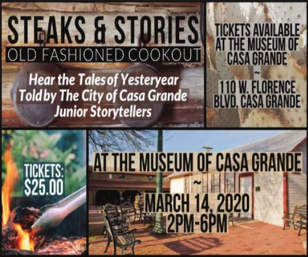 Museum of Casa Grande - Steaks & Stories