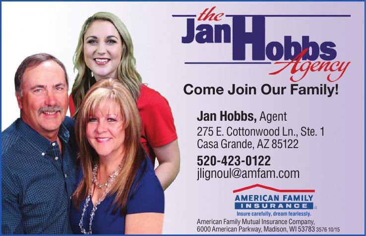 The Jan Hobbs Agency - American Family Insurance