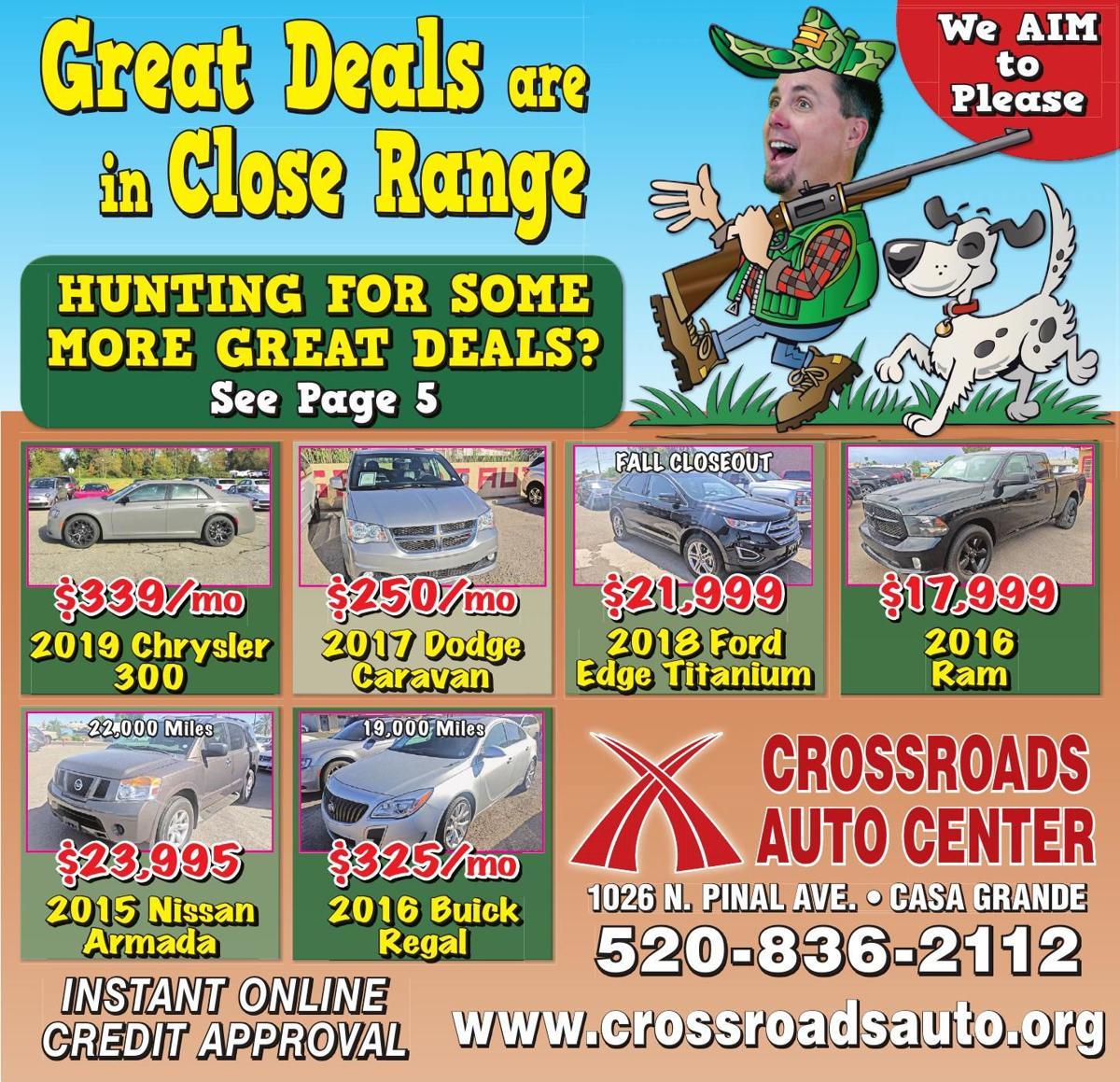 Crossroads Auto Center