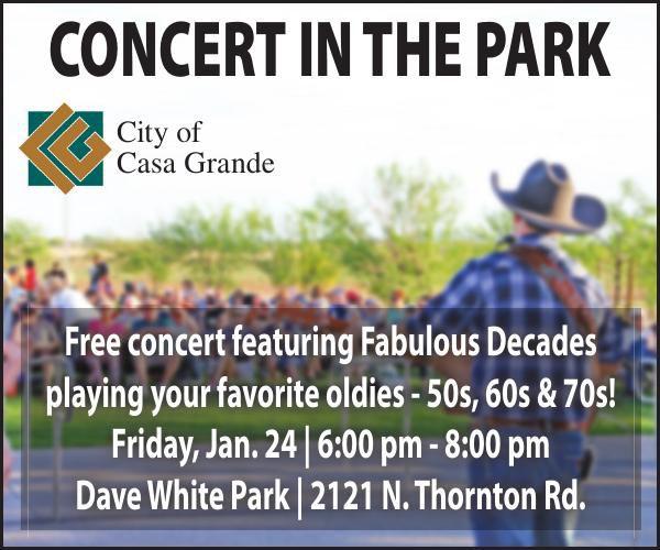 City of Casa Grande Concert in the Park
