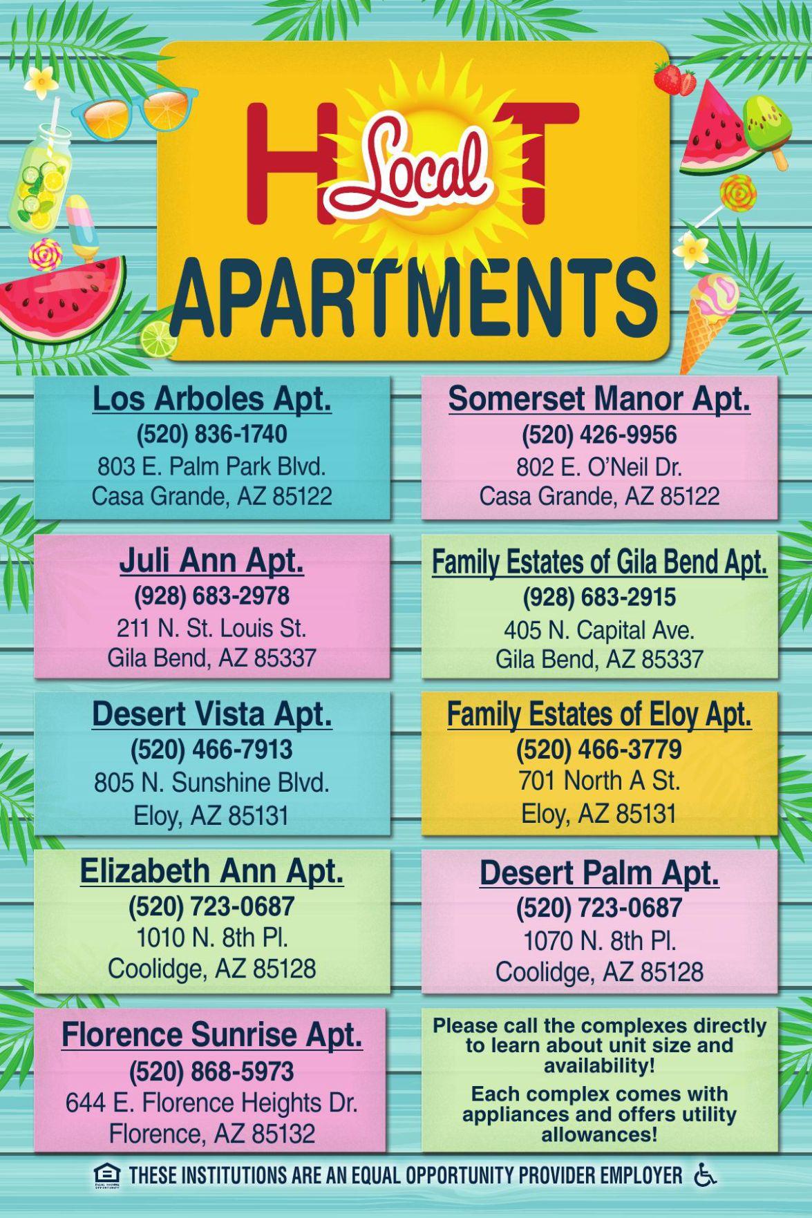 Hot Local Apartments - Landmark Apartments