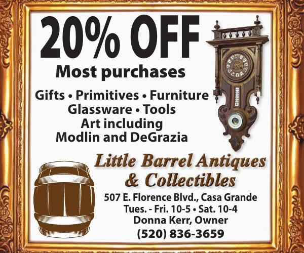 Little Barrel Antiques