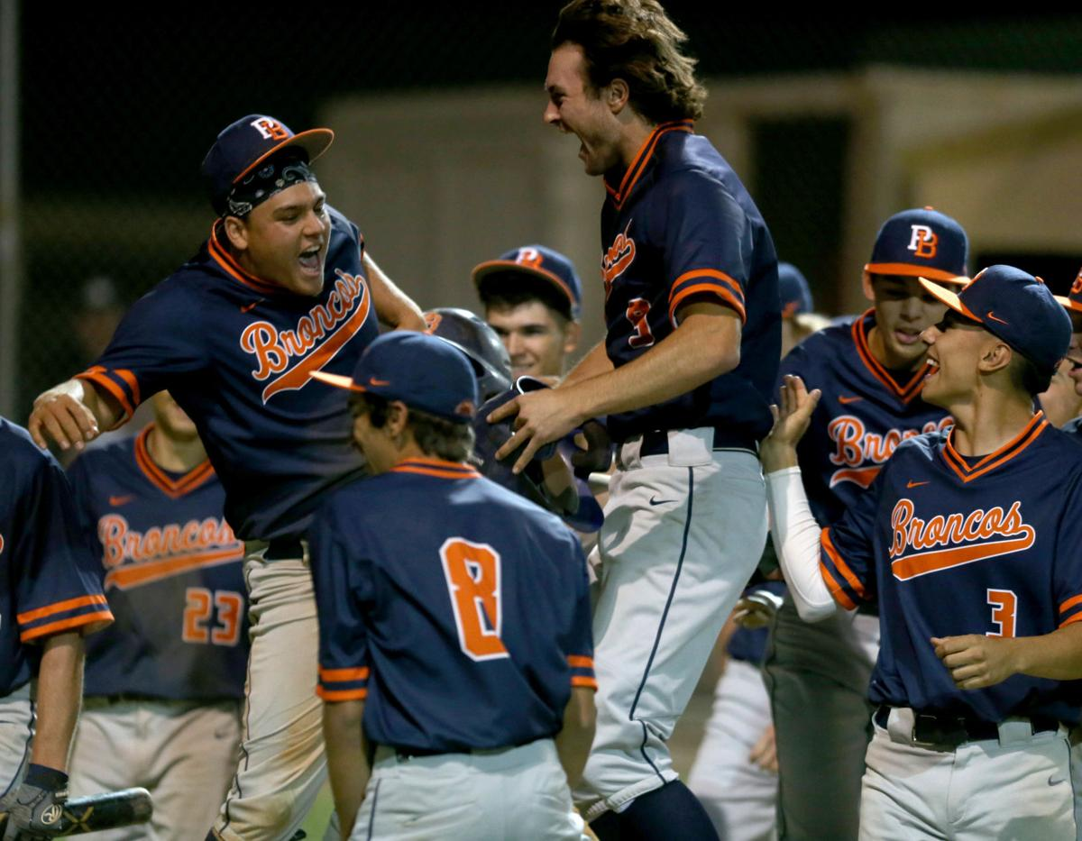 Vista Grande vs. Poston Butte baseball 4/26/21